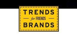 Trends Brands, Женская обувь интернет магазин, Женская одежда интернет магазин, Мужская обувь интернет магазин, Мужская одежда интернет магазин, Российские интернет магазины