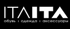 logo ITAITA on Black
