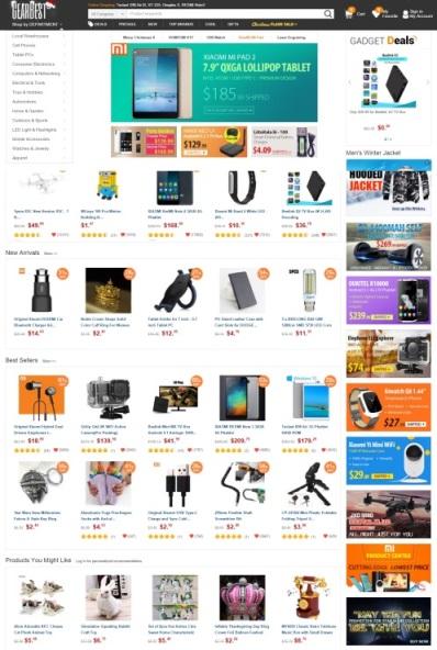 GearBest - китайский интернет-магазин гаджетов