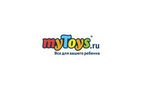 Скидки на игрушки в myToys