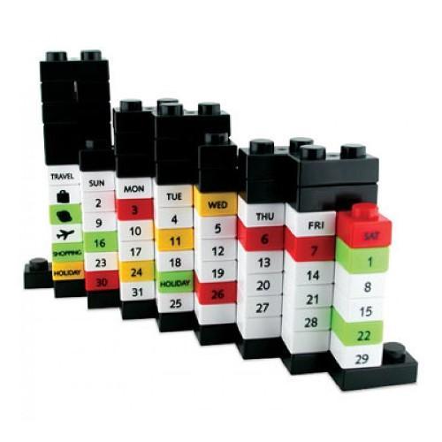 Календарь-конструктор LEGO