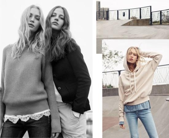 Весенние тренды от H&M