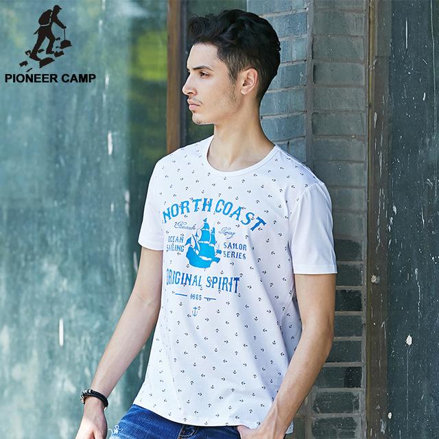 Мужская футболка с принтом | Aliexpress