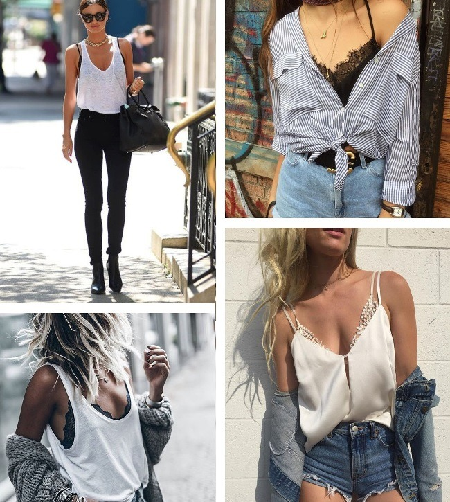 Бралетт - модный аксессуар этого лета
