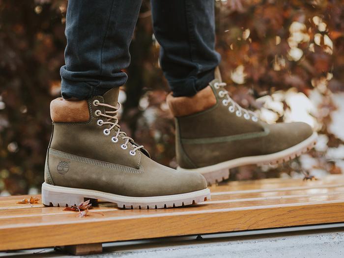 Ботинки Timberland - стиль и качество на все времена