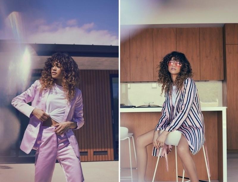 Коллекция одежды Zendaya Edit в Boohoo