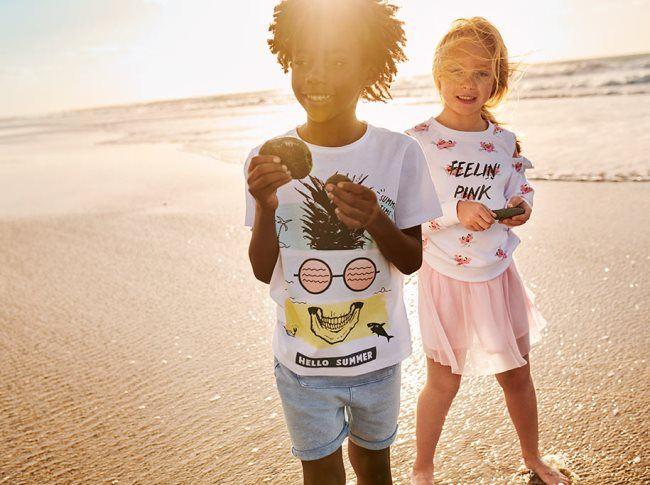 Детская коллекция Reserved: Лето 2018