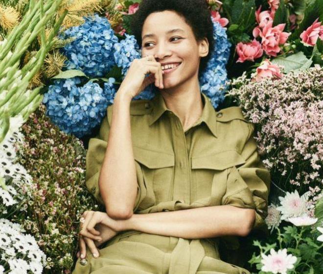 """""""Весеннее настроение"""" в новой коллекции H&M"""