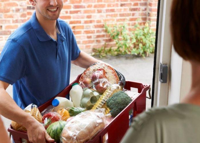 Сервисы доставки еды. Заказ онлайн